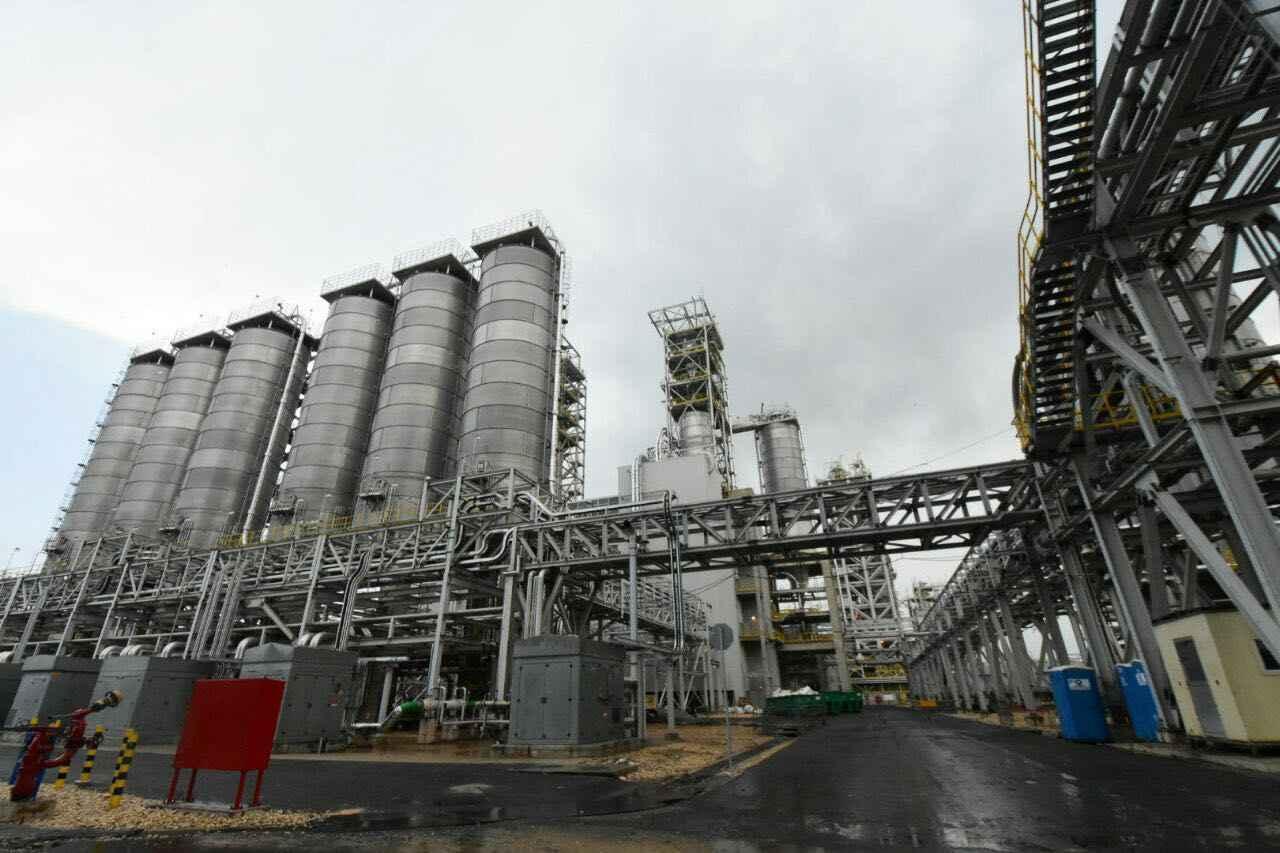 Inauguran mega complejo petroquímico en Veracruz