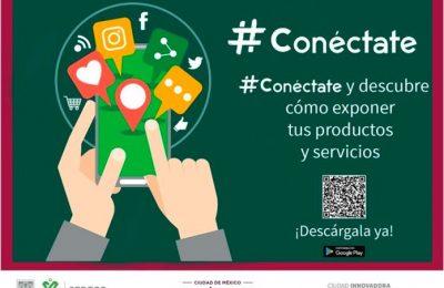 presentan-app-conectate-para-enlazar-comerciantes-y-consumidores
