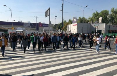 Con 'Cruces Seguros', GCDMX rehabilitará 100 intersecciones en 2020