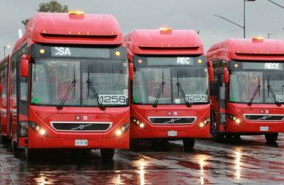 Con 20 nuevas unidades, inicia renovación de Línea 1 del Metrobús