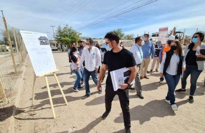 Con 271 mdp, Sedatu inicia obras de mejoramiento urbano en Sonora