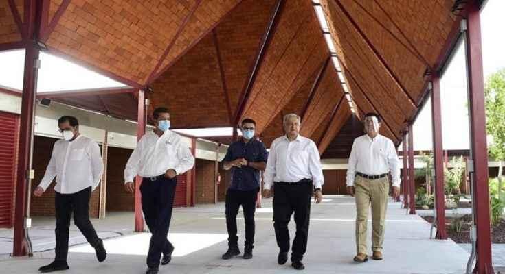Con 298 mdp, Sedatu realiza 45 obras a través del PMU en Tamaulipas