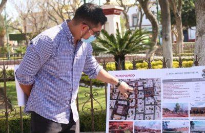 Con 900 mdp, Sedatu inicia obras de mejoramiento urbano en Edomex