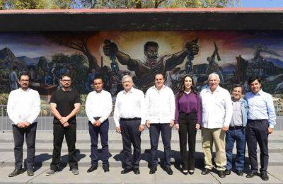 Con inversión de 193 mdp, Sedatu concluye obras del PMU en Morelos