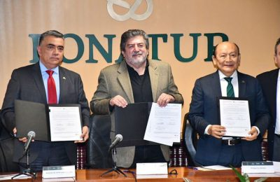 Conalep colaborará con Fonatur en proyecto del Tren Maya