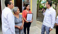 Invirtió Conavi 273 mdp para subsidios en Quintana Roo