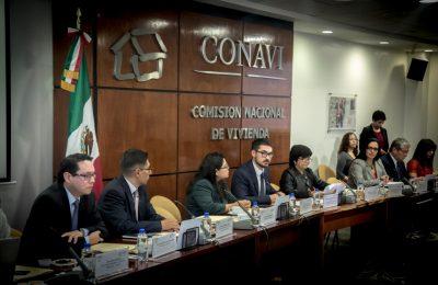 Entregó Conavi 27,548 subsidios del Programa de Vivienda Social