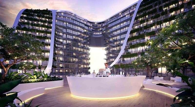 Concluye desarrollo de Infinity, edificio de usos mixtos en Australia