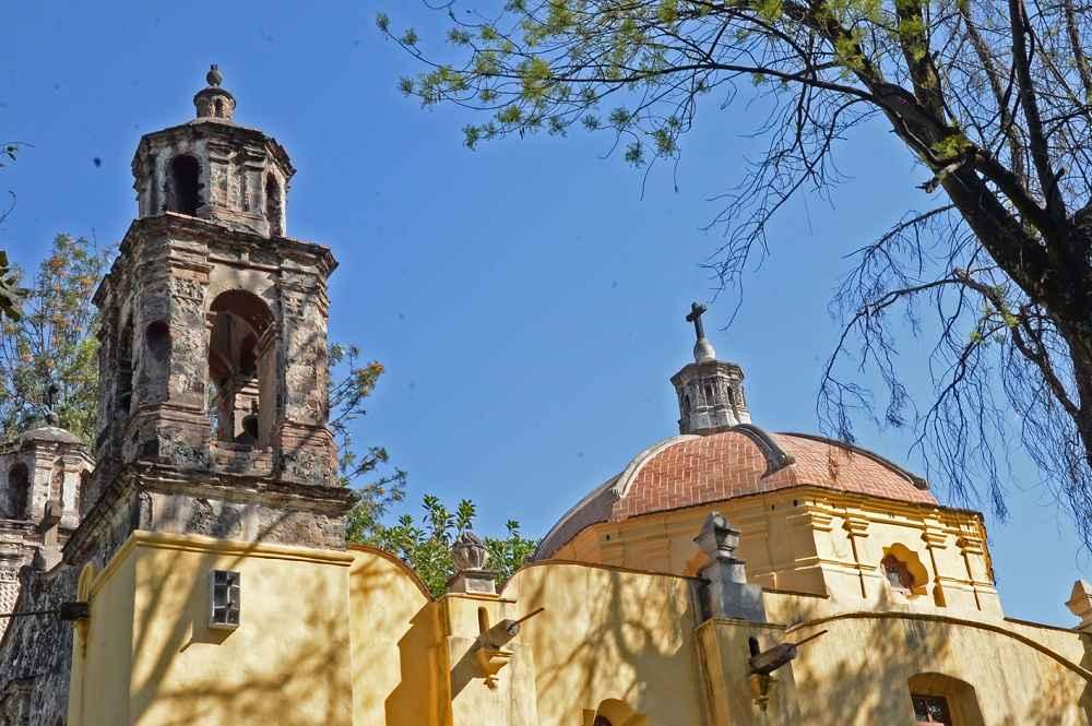 Concluye rehabilitación del Templo de La Conchita