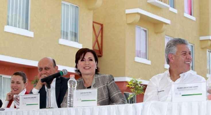 Durante gobierno de EPN, más de 4 millones de acciones de apoyo a la vivienda: Rosario Robles