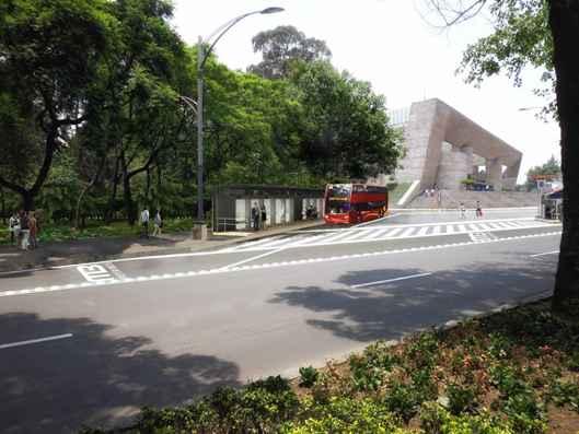 Confirman construcción de Línea 7 del Metrobús en Reforma