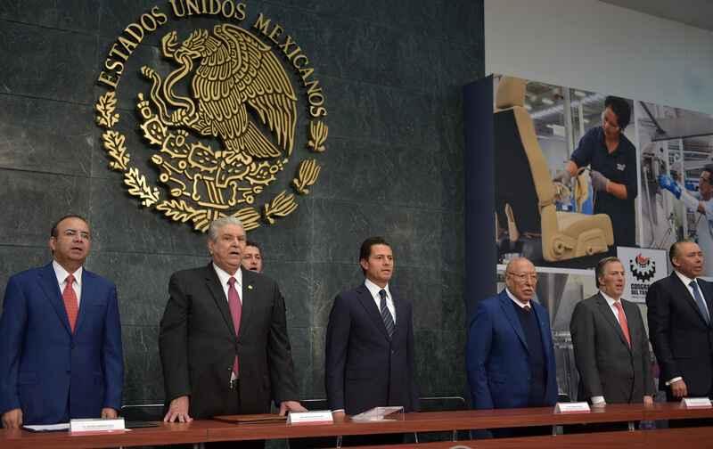 Impulso a la vivienda, compromiso del gobierno: EPN