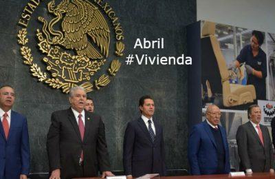#LoMejorDelAño Impulso a la vivienda, compromiso del gobierno: EPN