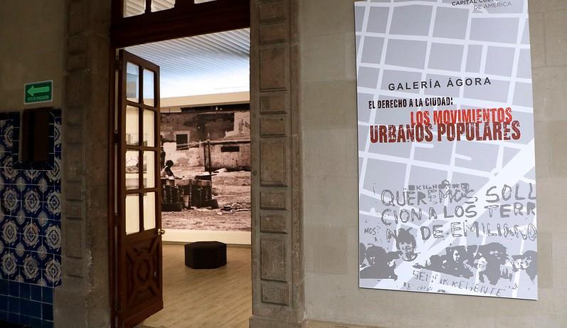 Conoce los Movimientos Urbanos Populares con recorrido virtual