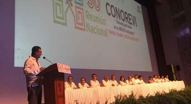 Inicia reunión Nacional de Conorevi