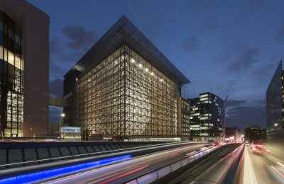 Consejo de la Unión Europea estrena nueva sede