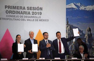 Lista la iniciativa de Ley de Desarrollo Metropolitano del VM