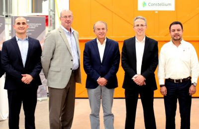 Constellium Automotive inauguró planta en San Luis Potosí