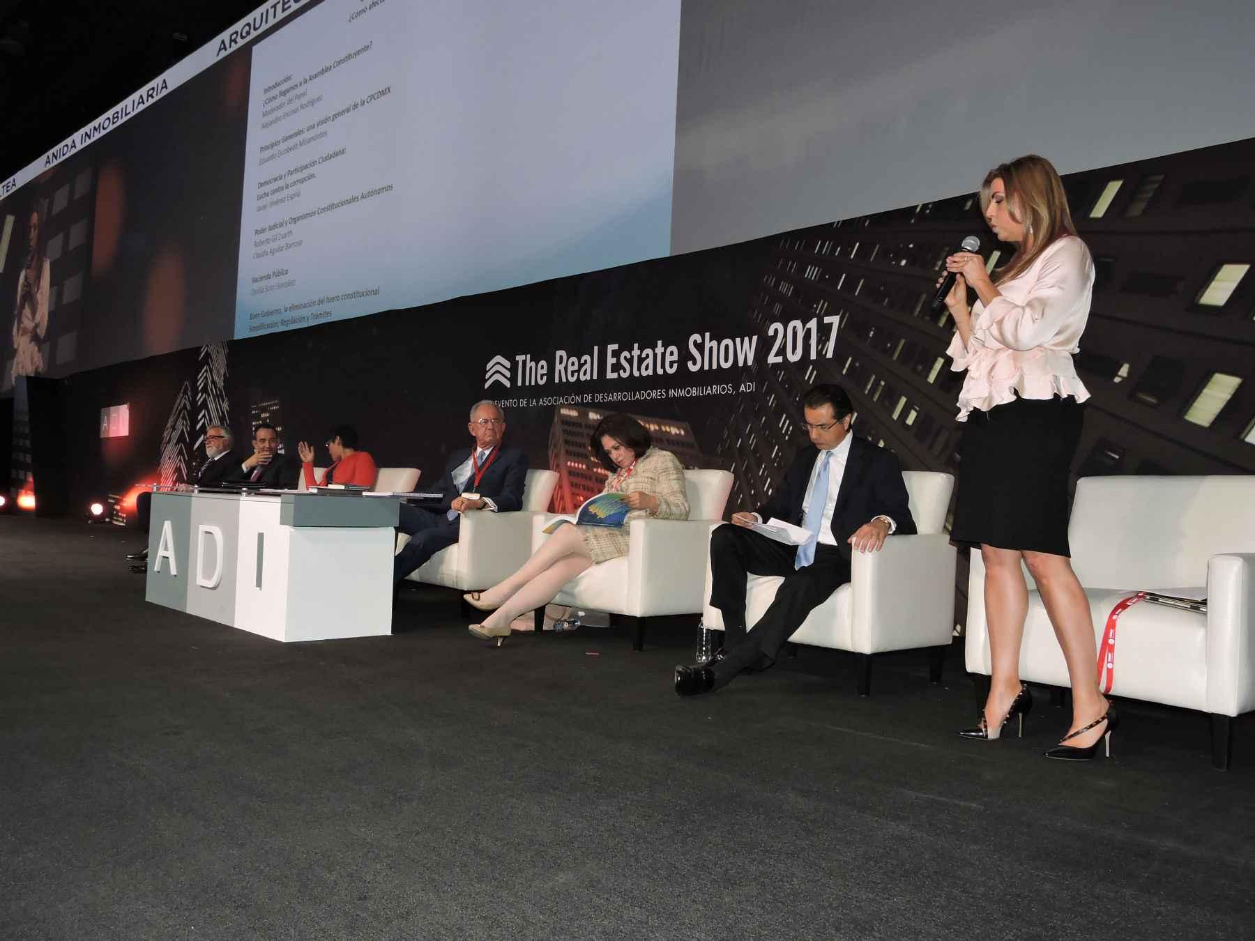 Constitución de la CDMX garantiza desarrollo y equilibrio inmobiliario