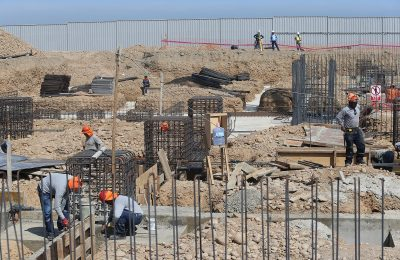 Construcción-retoma actividades el 18 de mayo de 2020-Covid-19