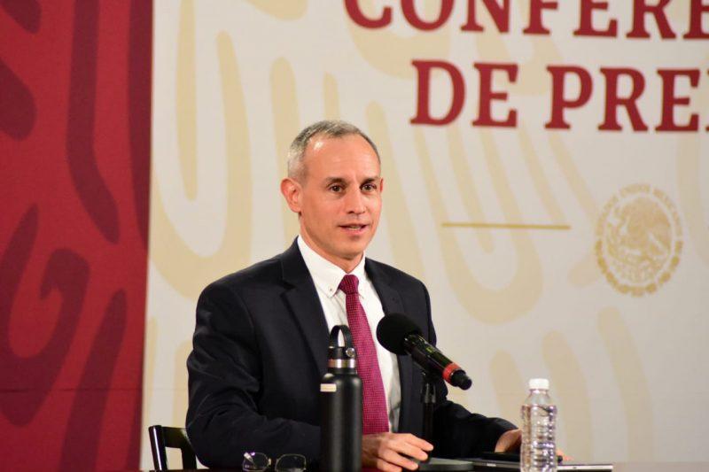 Construcción retoma hasta-Hugo López Gatell