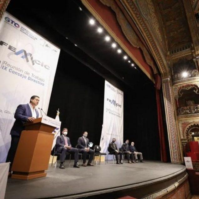 Construcción, fundamental para la reactivación económica: Guanajuato