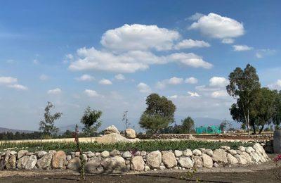 Construirá Sedema parque lineal en suelo recuperado