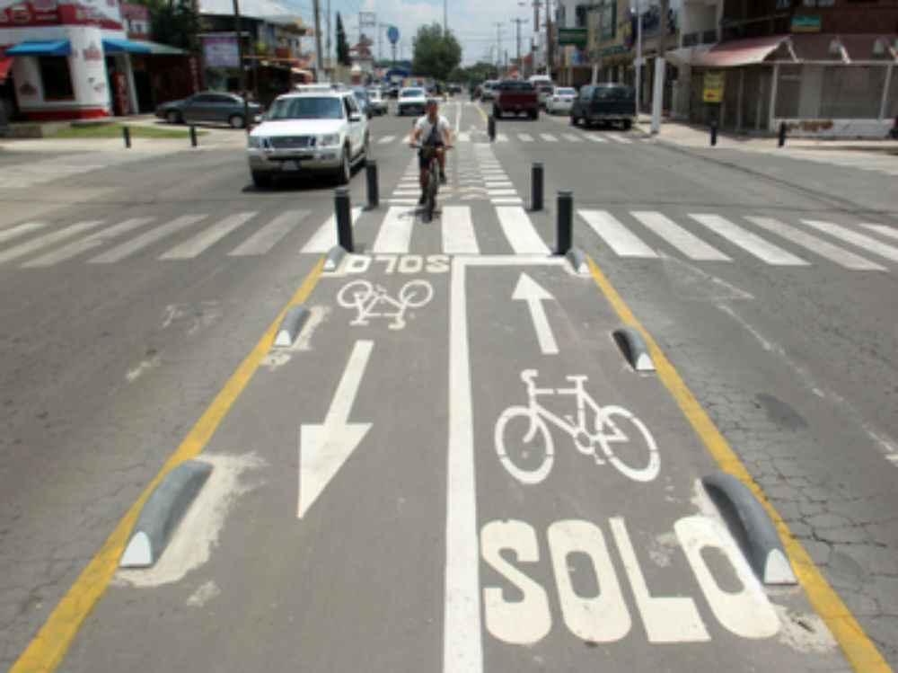 Construirán ciclovías en Aguascalientes