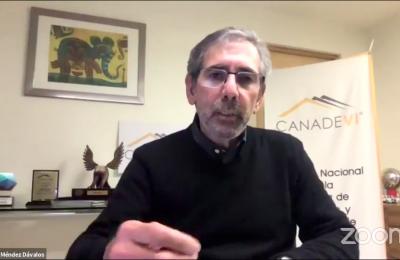 Construir 400,000 viviendas, el reto para Canadevi en 2021-Gonzalo Méndez-Centro Urbano