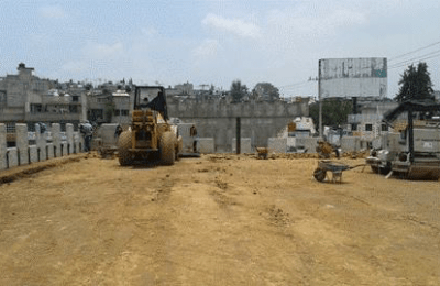 Construyen puente vehicular en Nicolás Romero, Edomex