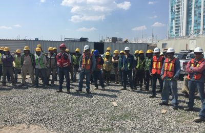 Fundación Construyendo y Creciendo beneficia a más de 4,000 trabajadores