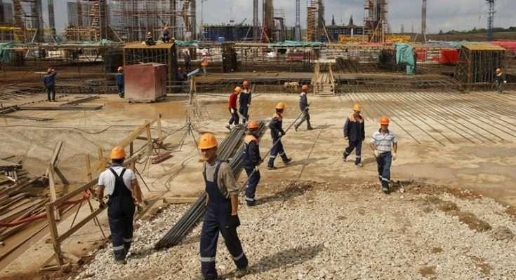 Contracción en la construcción se mantendrá hasta el 1S2021: BIM