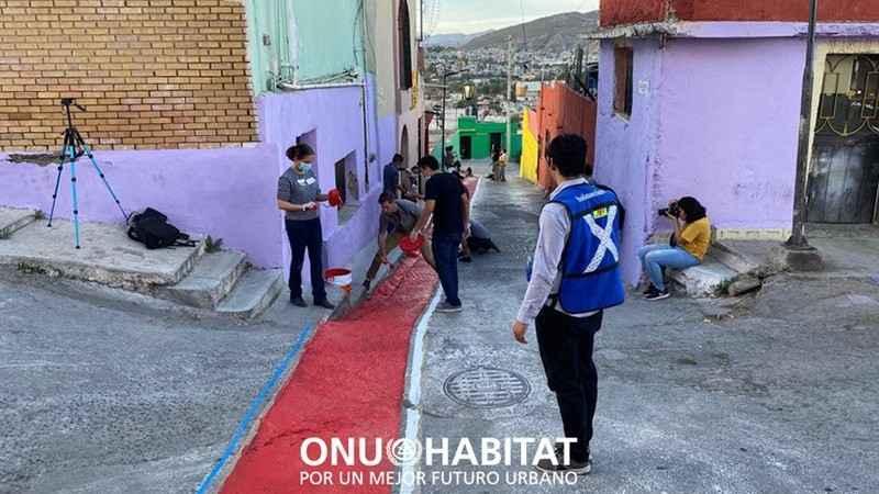 Convoca ONU-Habitat a presentar proyectos de espacio público