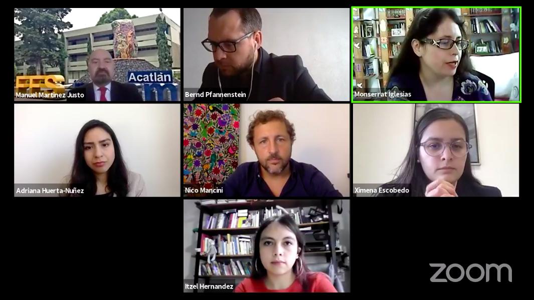 Coordinación y Acción-La Diplomacia de las Ciudades Mexicanas-Foro SRE-Cenro Urbano
