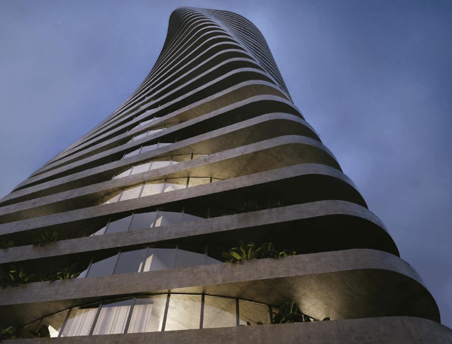 Craft Arquitectos crea nuevo referente de Bosque Real