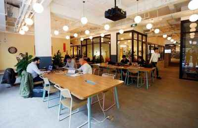 Coworking permite ahorros financieros de hasta 30%