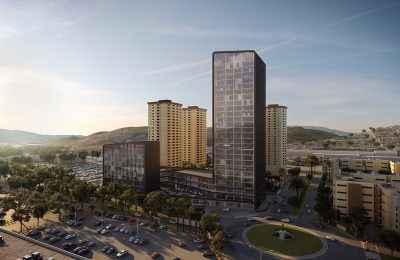 Craft Arquitectos diseña la torre más alta de Tijuana