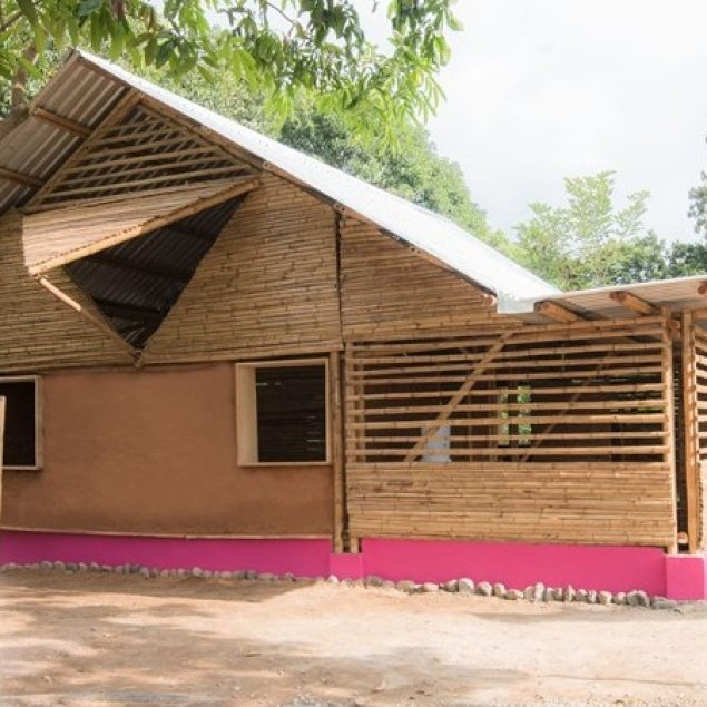 Crece Tu Casa, de Lucila Aguilar, es nominado para Premios Architizer