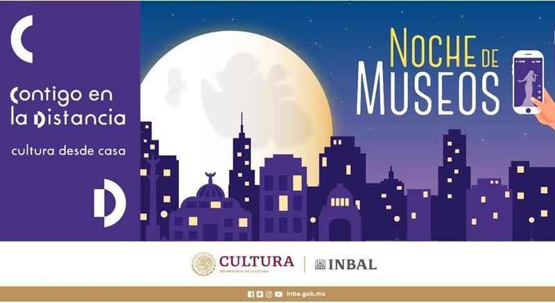 Cuarta Noche de Museos virtual presenta Casos de Archivo