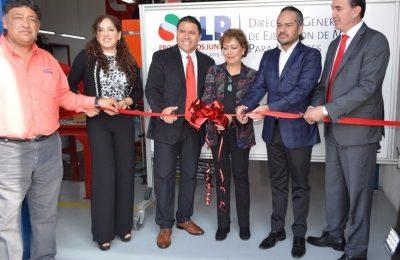 Cummins inauguró nave industrial en el CIJ