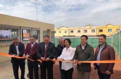 Construyendo y Creciendo inaugura aula en complejo de Vinte