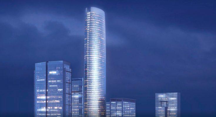 Aporta Cemex concreto para construcción de Torre Mítikah