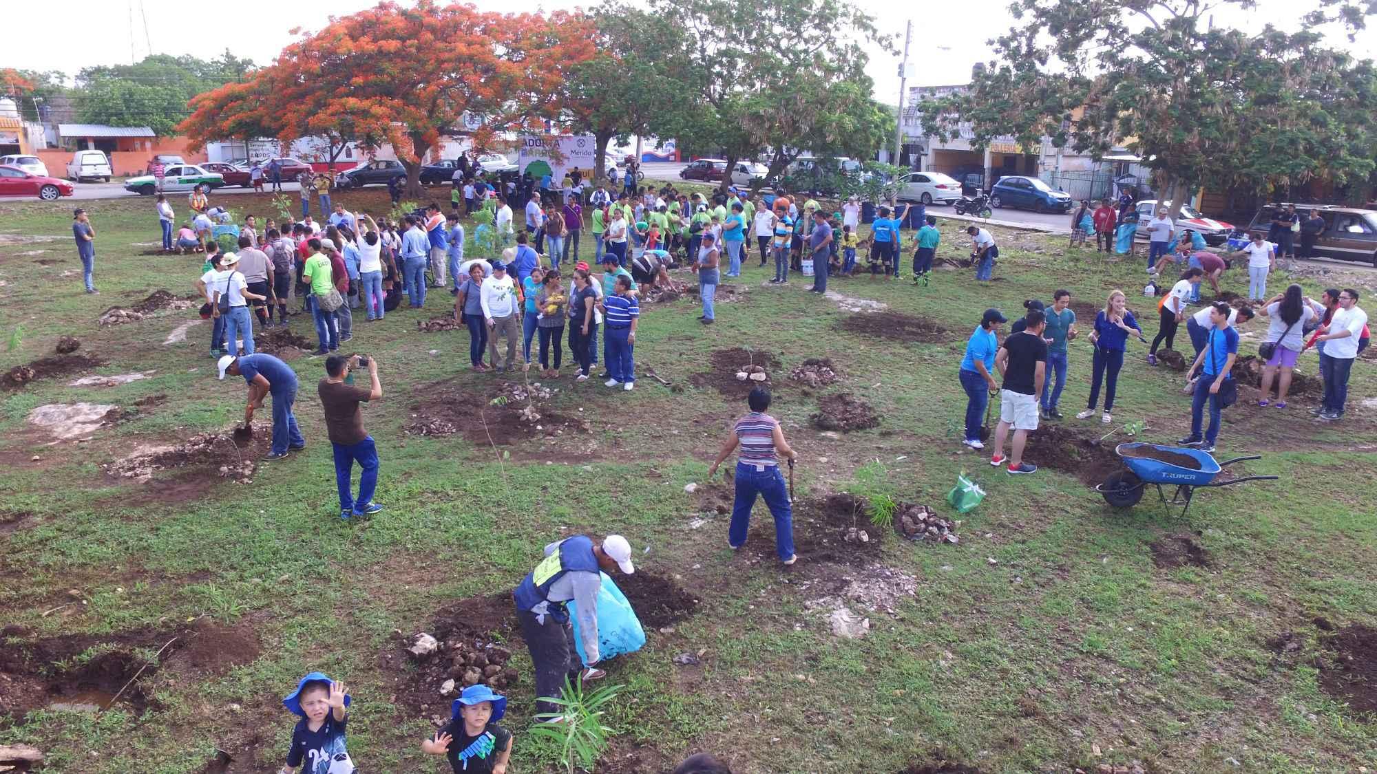 Mérida avanza en su Plan Municipal de Infraestructura Verde