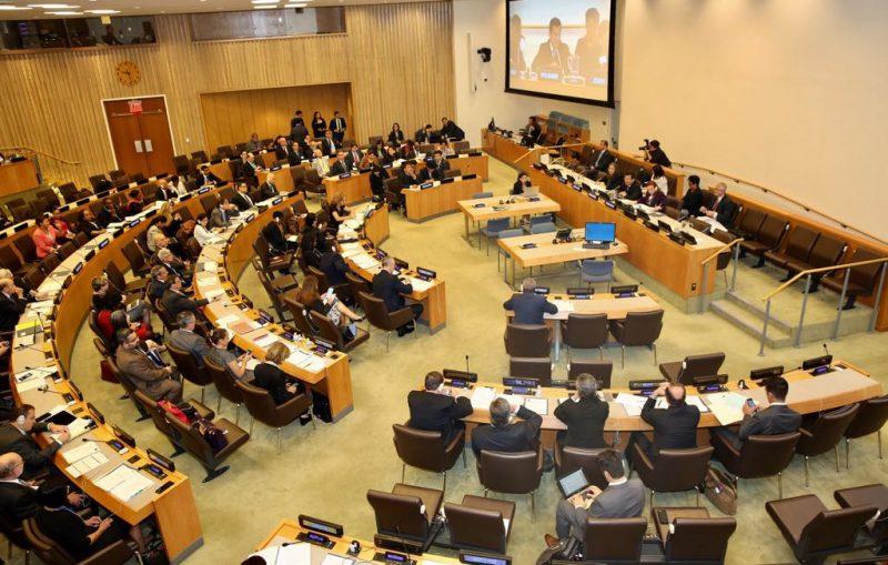 Mancera participa en Reunión sobre Cambio Climático de la ONU