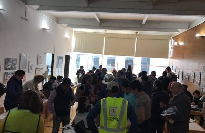 Solicitan apoyo de Arquitectos e Ingenieros para evaluar daños tras el sismo