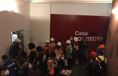 México celebra el Día del Arquitecto