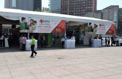 Arranca Expo Vivienda Monumento a la Revolución 2016