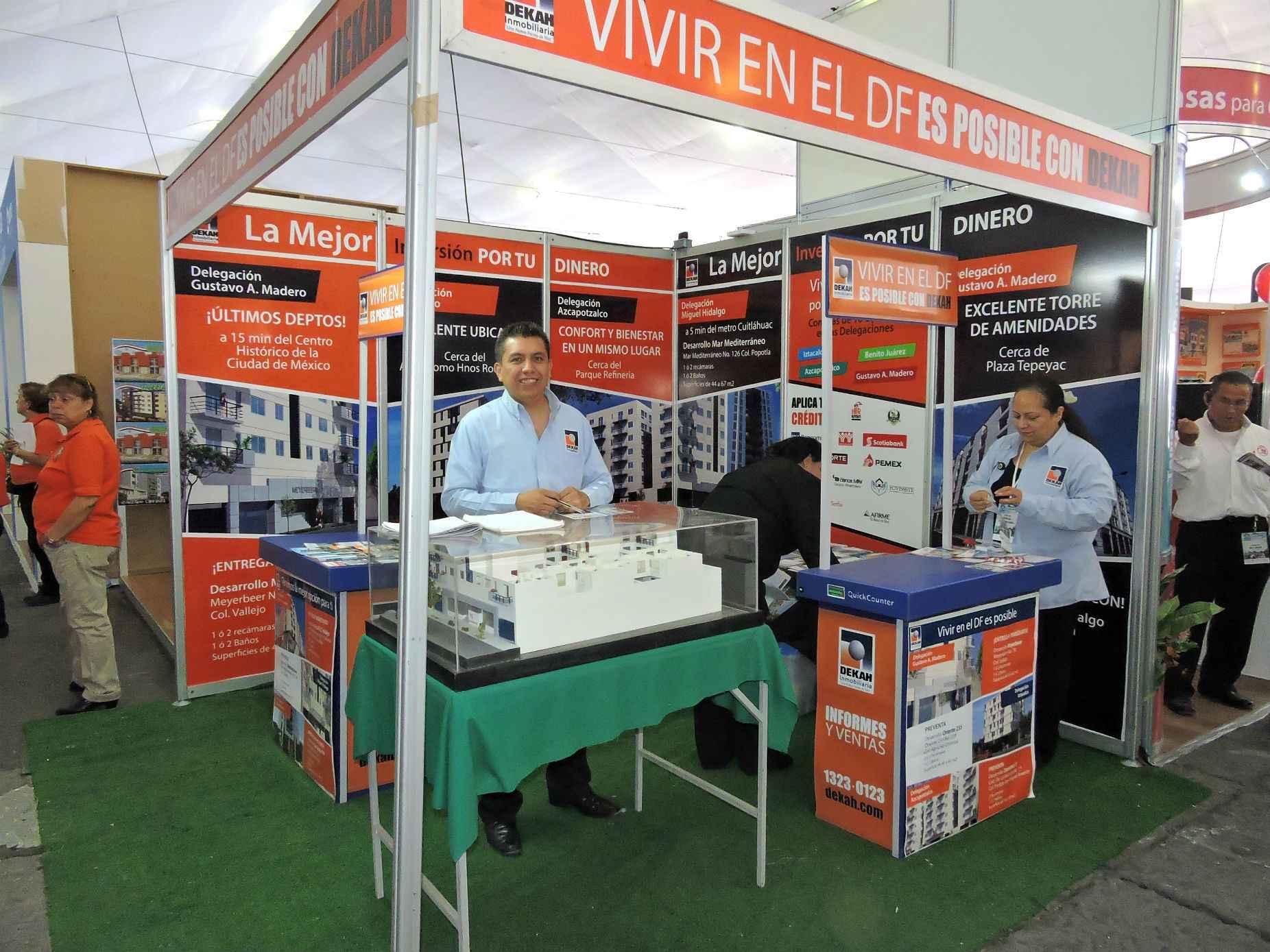 Expo Vivienda - Explanda de la Revolución
