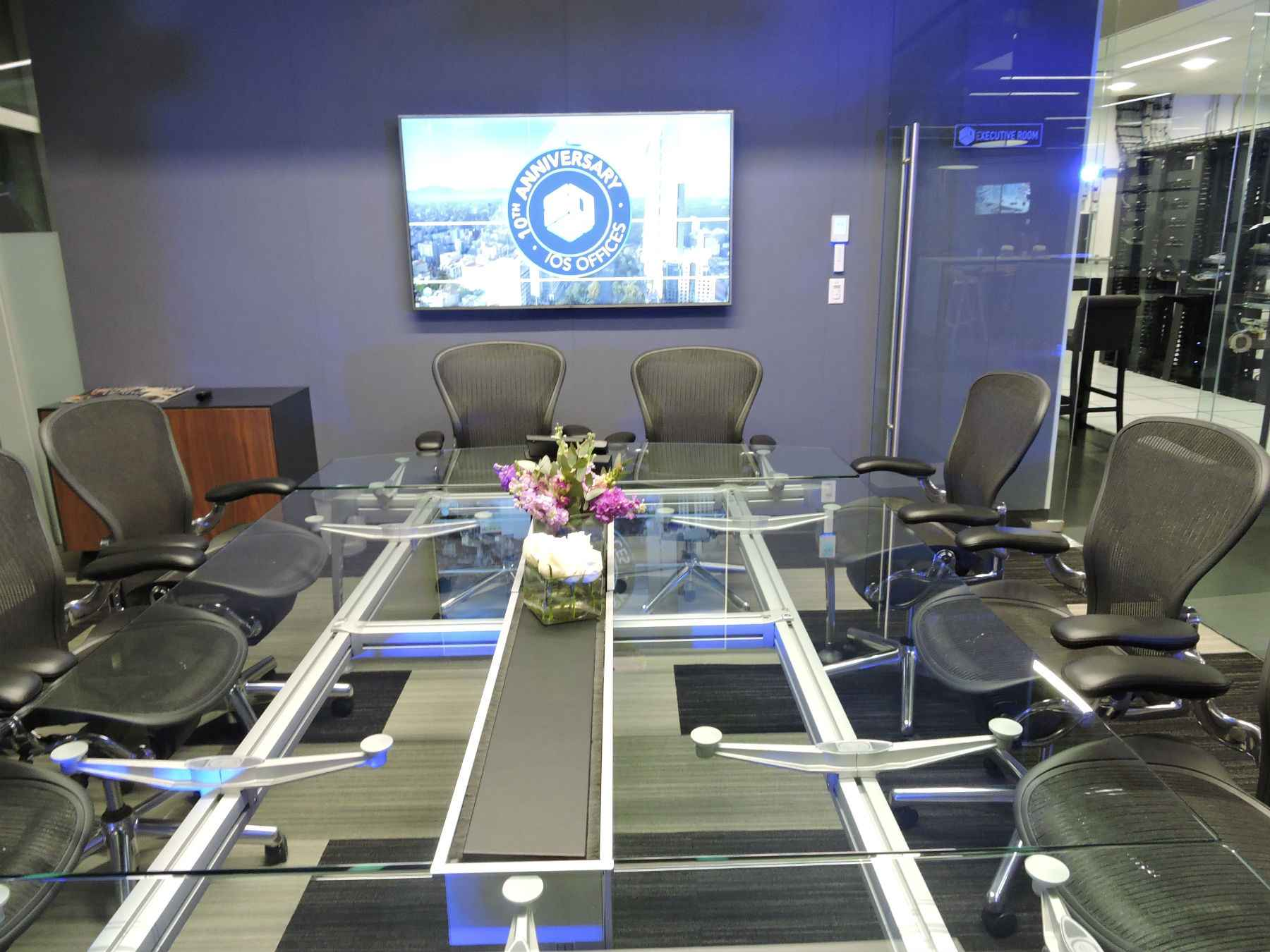 IOS Offices alcanzó 60,000 metros cuadrados de oficinas