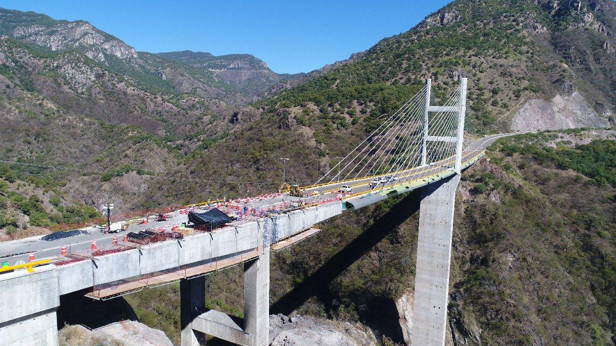 En Marzo reabrirán puente ´El Carrizo´ Mazatlán-Durango